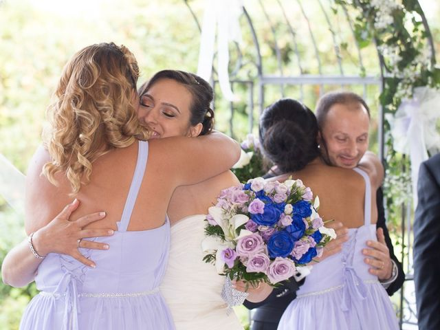 Il matrimonio di Graziano e Jessica a Erbusco, Brescia 267