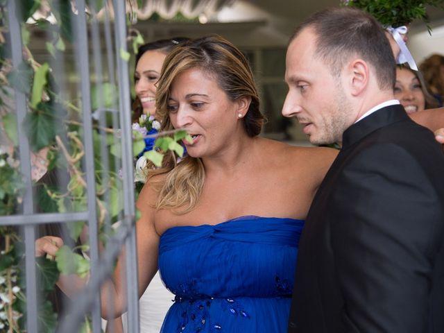 Il matrimonio di Graziano e Jessica a Erbusco, Brescia 275