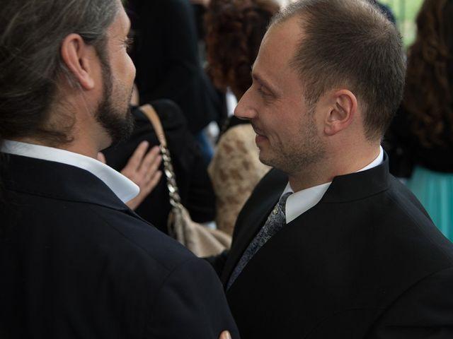 Il matrimonio di Graziano e Jessica a Erbusco, Brescia 287