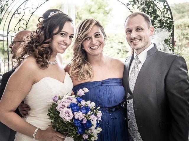 Il matrimonio di Graziano e Jessica a Erbusco, Brescia 298