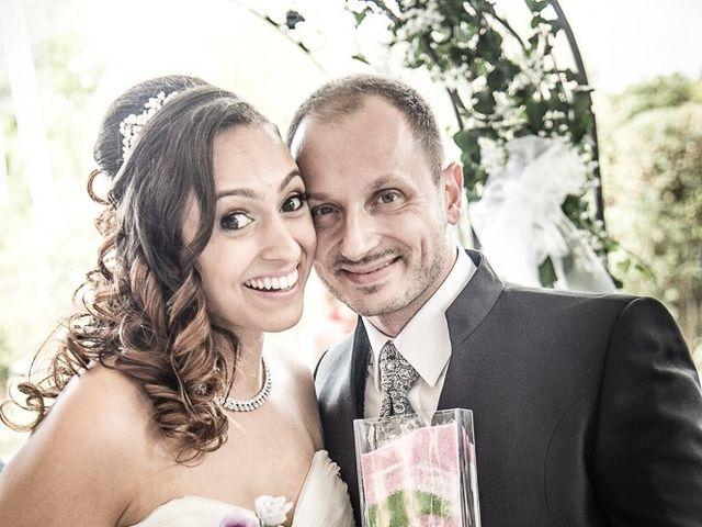 Il matrimonio di Graziano e Jessica a Erbusco, Brescia 299