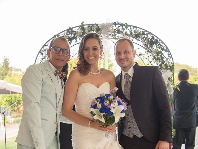 Il matrimonio di Graziano e Jessica a Erbusco, Brescia 301