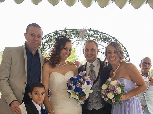 Il matrimonio di Graziano e Jessica a Erbusco, Brescia 302