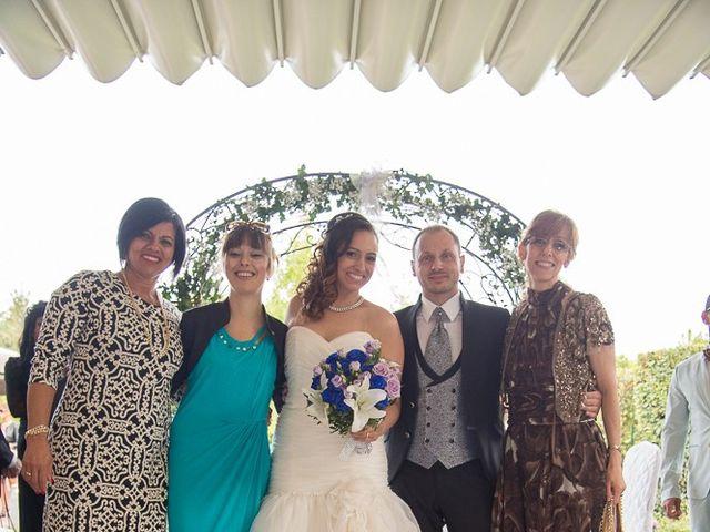Il matrimonio di Graziano e Jessica a Erbusco, Brescia 304