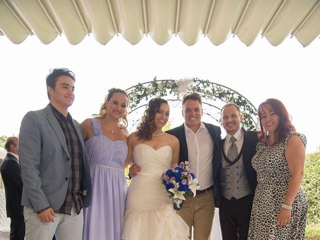 Il matrimonio di Graziano e Jessica a Erbusco, Brescia 305