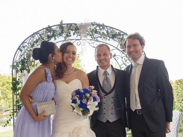 Il matrimonio di Graziano e Jessica a Erbusco, Brescia 306