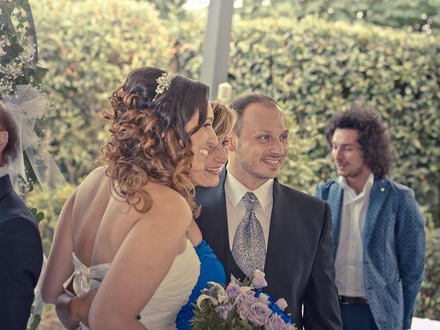 Il matrimonio di Graziano e Jessica a Erbusco, Brescia 307