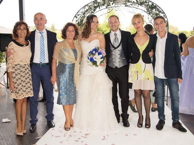 Il matrimonio di Graziano e Jessica a Erbusco, Brescia 308