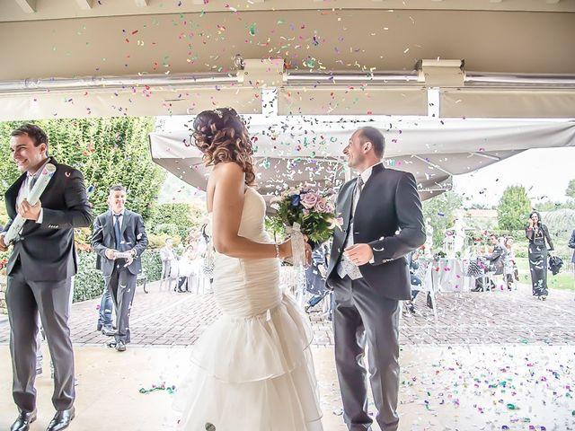 Il matrimonio di Graziano e Jessica a Erbusco, Brescia 310