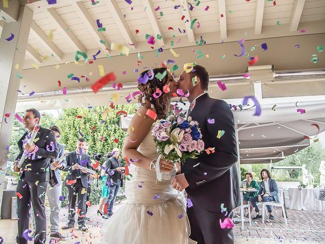 Il matrimonio di Graziano e Jessica a Erbusco, Brescia 312