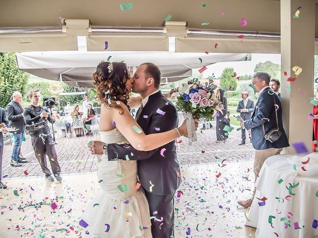 Il matrimonio di Graziano e Jessica a Erbusco, Brescia 313