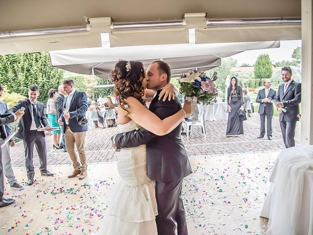 Il matrimonio di Graziano e Jessica a Erbusco, Brescia 314