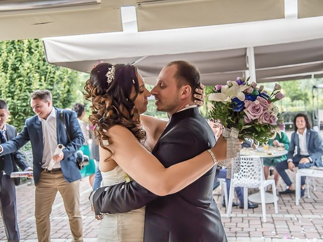 Il matrimonio di Graziano e Jessica a Erbusco, Brescia 315