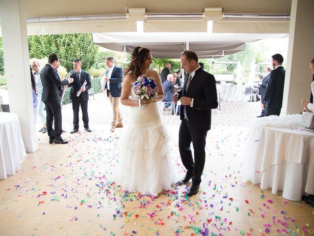 Il matrimonio di Graziano e Jessica a Erbusco, Brescia 316