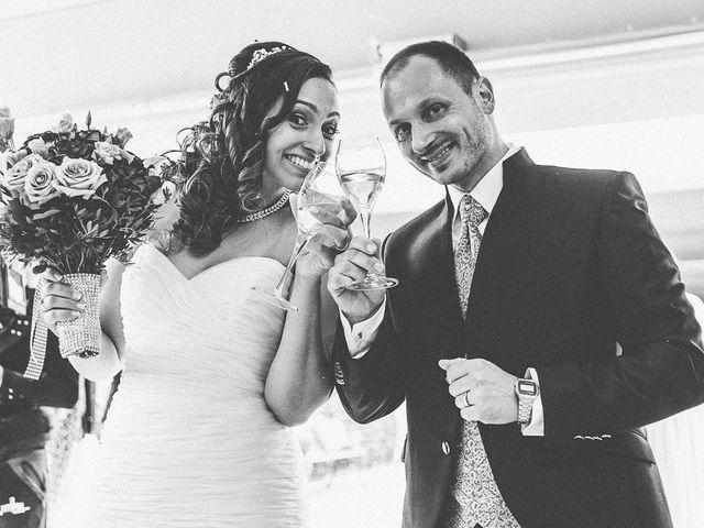 Il matrimonio di Graziano e Jessica a Erbusco, Brescia 1