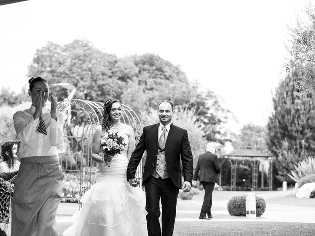 Il matrimonio di Graziano e Jessica a Erbusco, Brescia 317