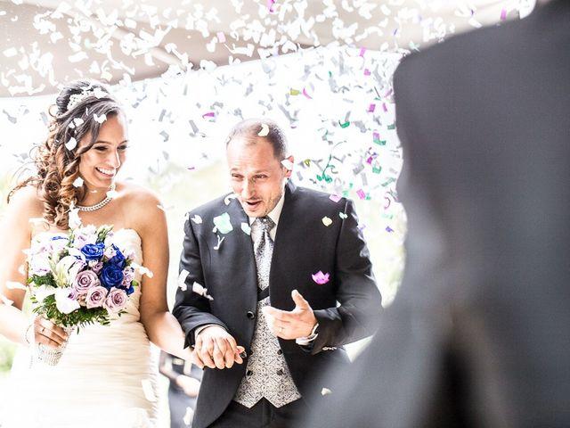 Il matrimonio di Graziano e Jessica a Erbusco, Brescia 318