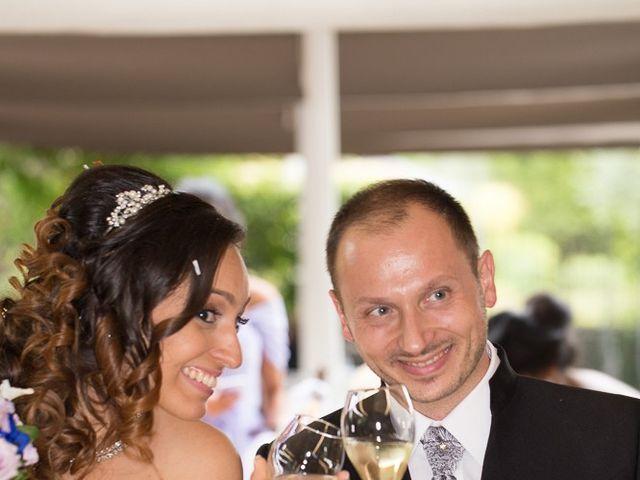 Il matrimonio di Graziano e Jessica a Erbusco, Brescia 321