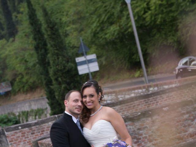 Il matrimonio di Graziano e Jessica a Erbusco, Brescia 324