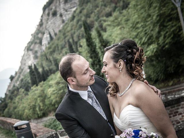 Il matrimonio di Graziano e Jessica a Erbusco, Brescia 326