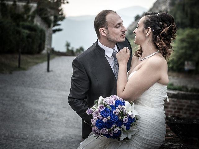 Il matrimonio di Graziano e Jessica a Erbusco, Brescia 328