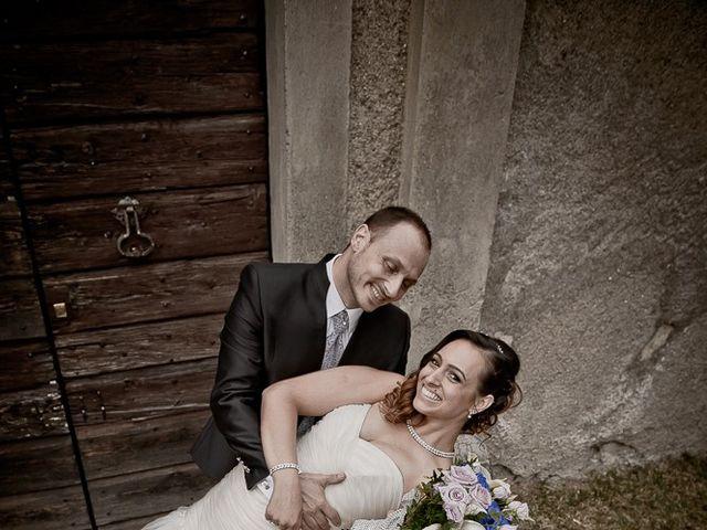 Il matrimonio di Graziano e Jessica a Erbusco, Brescia 329