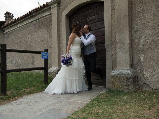 Il matrimonio di Graziano e Jessica a Erbusco, Brescia 331