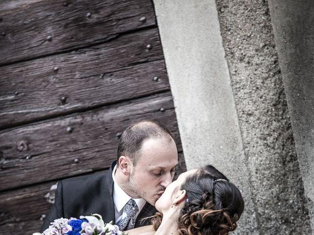 Il matrimonio di Graziano e Jessica a Erbusco, Brescia 333