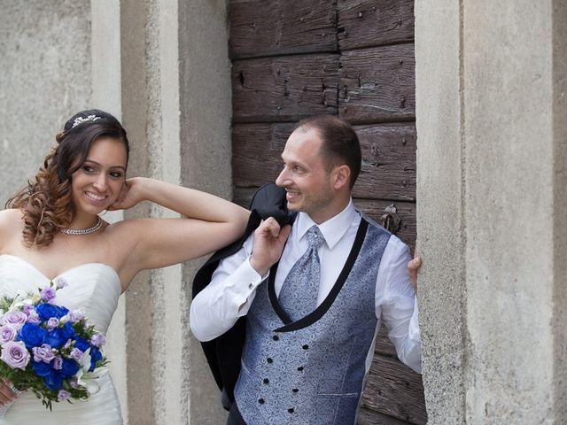Il matrimonio di Graziano e Jessica a Erbusco, Brescia 335
