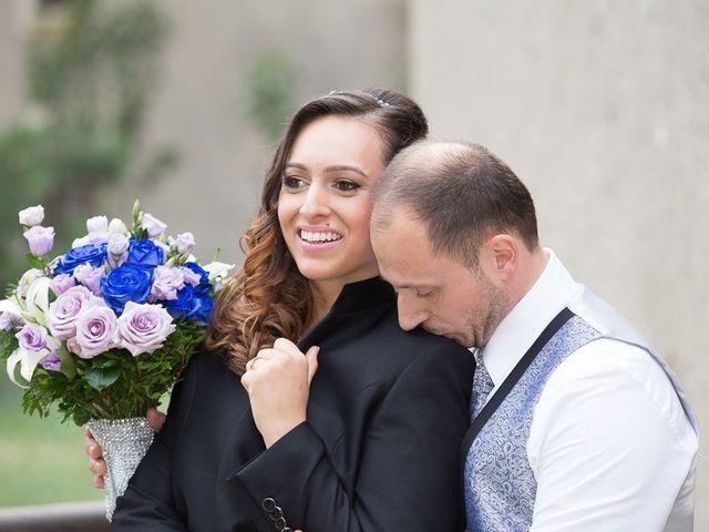 Il matrimonio di Graziano e Jessica a Erbusco, Brescia 336