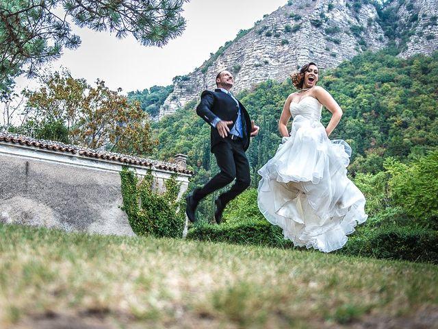 Il matrimonio di Graziano e Jessica a Erbusco, Brescia 2