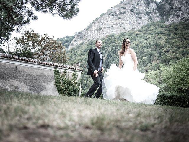 Il matrimonio di Graziano e Jessica a Erbusco, Brescia 341
