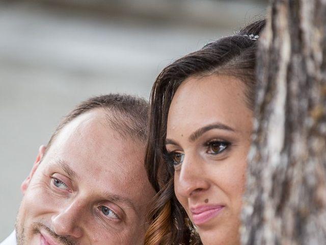 Il matrimonio di Graziano e Jessica a Erbusco, Brescia 342