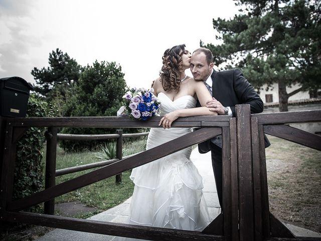 Il matrimonio di Graziano e Jessica a Erbusco, Brescia 345