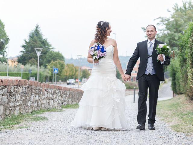 Il matrimonio di Graziano e Jessica a Erbusco, Brescia 346