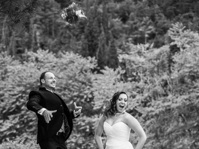 Il matrimonio di Graziano e Jessica a Erbusco, Brescia 348