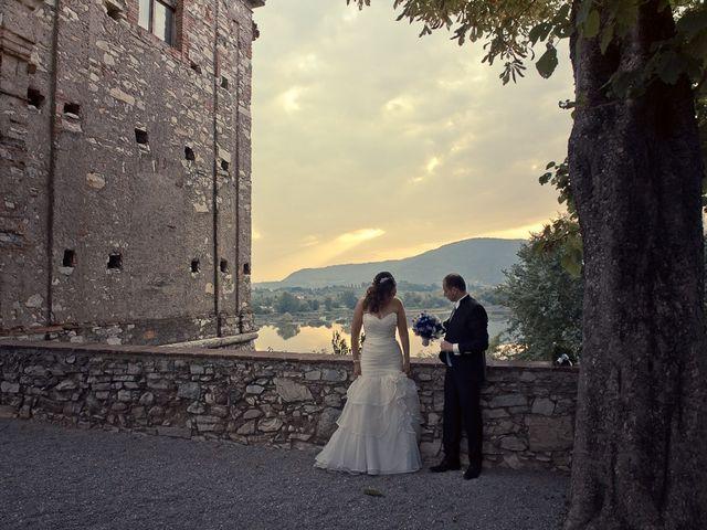 Il matrimonio di Graziano e Jessica a Erbusco, Brescia 349