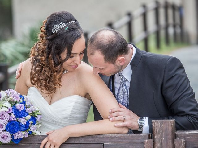 Il matrimonio di Graziano e Jessica a Erbusco, Brescia 350