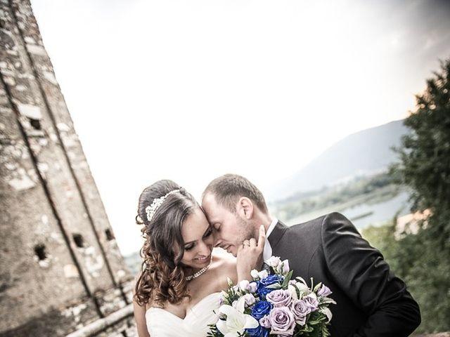 Il matrimonio di Graziano e Jessica a Erbusco, Brescia 351