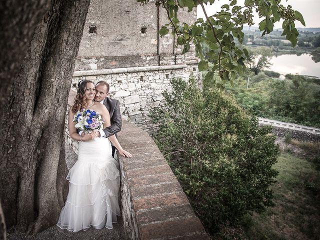 Il matrimonio di Graziano e Jessica a Erbusco, Brescia 353