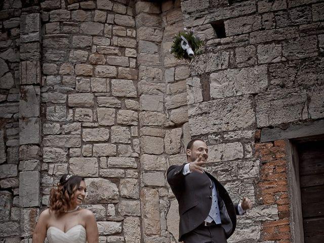 Il matrimonio di Graziano e Jessica a Erbusco, Brescia 354