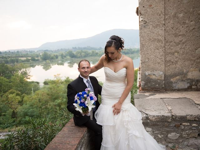 Il matrimonio di Graziano e Jessica a Erbusco, Brescia 355