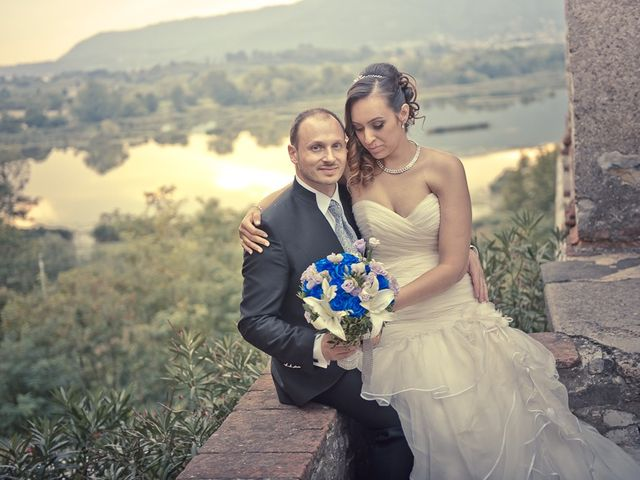Il matrimonio di Graziano e Jessica a Erbusco, Brescia 356