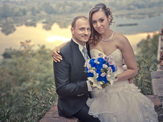 Il matrimonio di Graziano e Jessica a Erbusco, Brescia 357