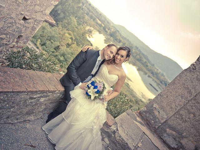 Il matrimonio di Graziano e Jessica a Erbusco, Brescia 358