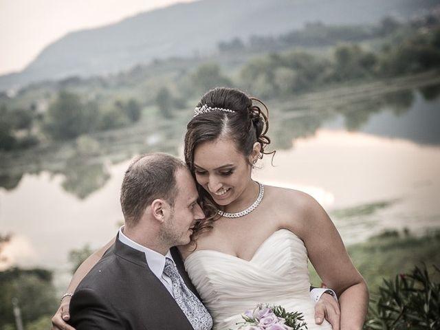 Il matrimonio di Graziano e Jessica a Erbusco, Brescia 359