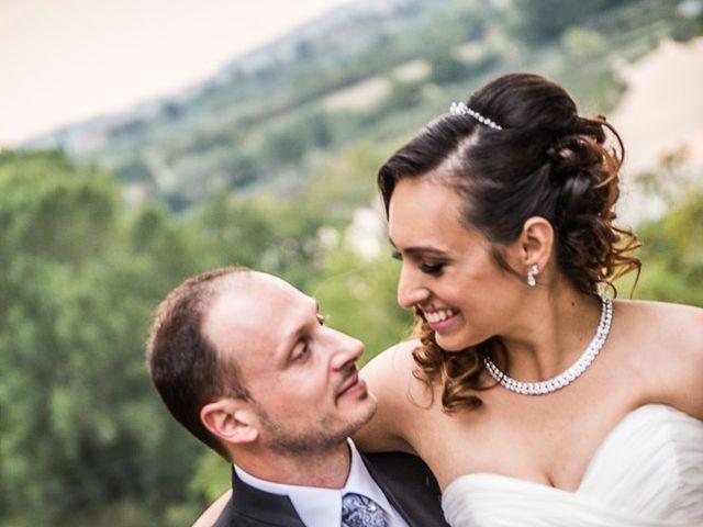 Il matrimonio di Graziano e Jessica a Erbusco, Brescia 360