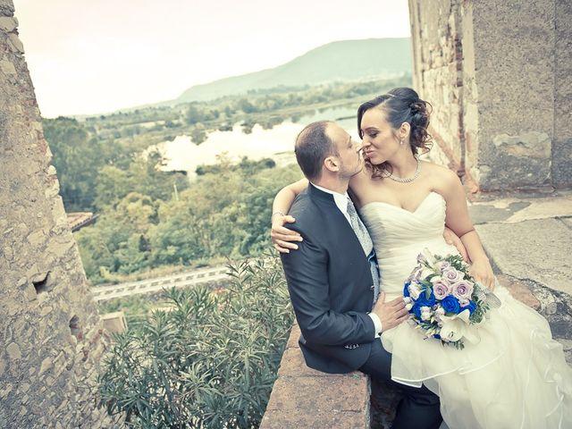 Il matrimonio di Graziano e Jessica a Erbusco, Brescia 361