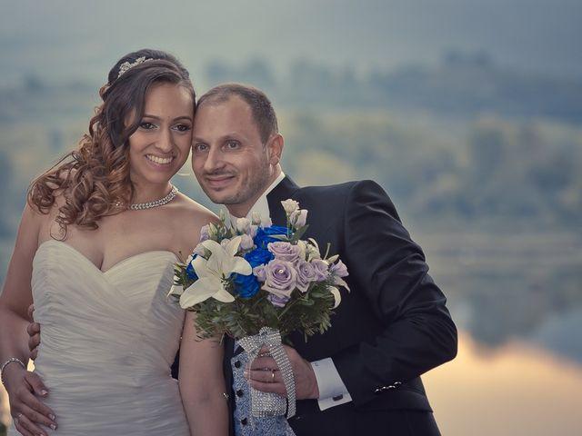 Il matrimonio di Graziano e Jessica a Erbusco, Brescia 363