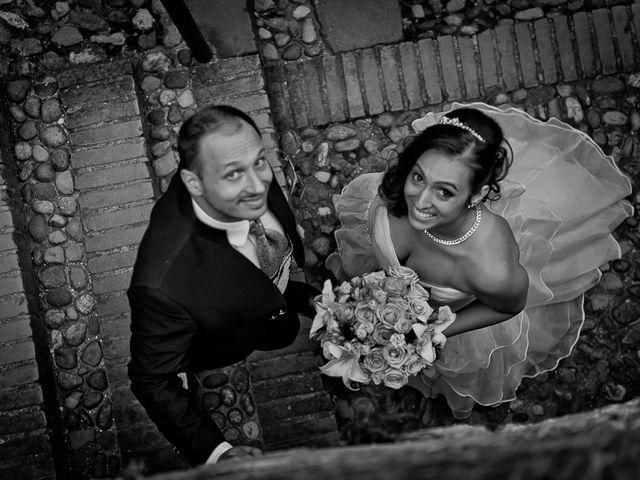 Il matrimonio di Graziano e Jessica a Erbusco, Brescia 364